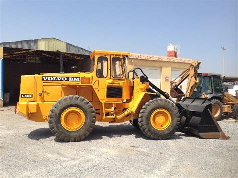 used volvo l90 wheel loaders year 1991 price 14 977 for