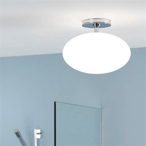 bathroom ceiling lights ideas in congenial zeppo bathroom ceiling light oval bathroom ceiling a semi flush bathroom ceiling light with an oval shaped white glass shade simple yet stylish