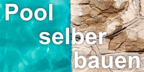 pool selber bauen billig pool selbst bauen free pool selbst bauen with pool selbst