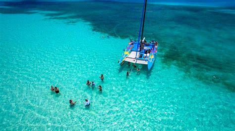 catamaran cozumel el cielo el cielo catamaran snorkel tour best tours cozumel