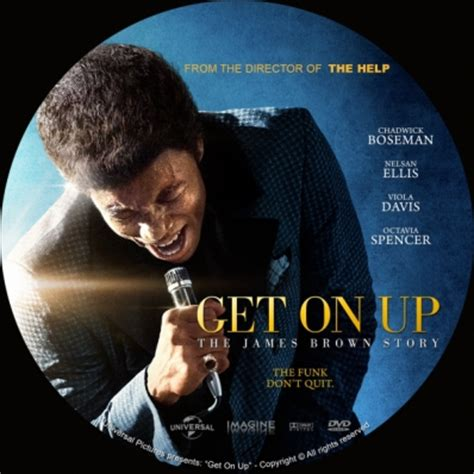 Gets On by Get On Up Dvd Covers Labels By Covercity