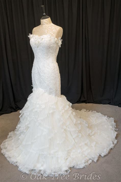 page 1 designer weddings dresses size 12 oak tree brides