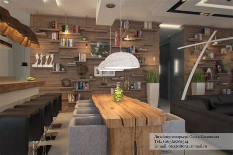 creative home interior design ideas pechersk lipki dizain inter era gostinaya sovmeshennaya s