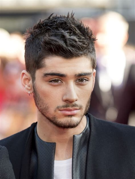 hollywood stars zayn malik new beautiful hairstyle 2013 zayn malik aixia0929