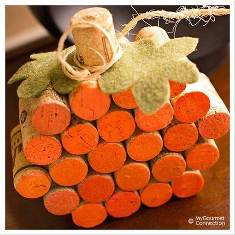 diy fall craft ideas 50 of the best diy fall craft ideas cork wine and