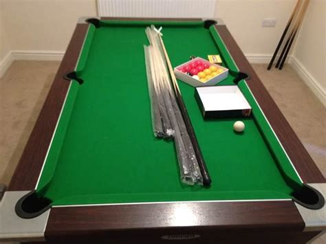 pool table installation conwy wales pool table