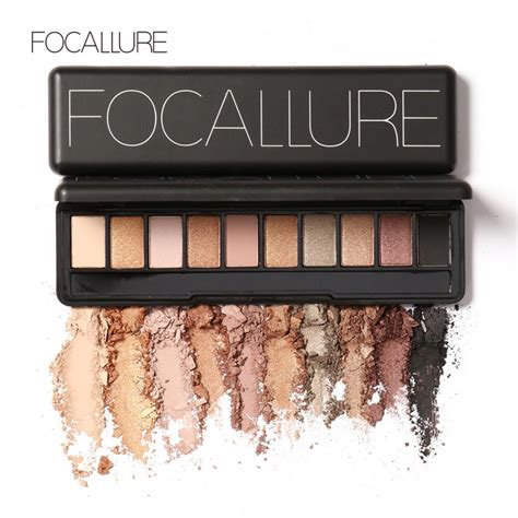 Focallure Eye Shadow focallure makeup palette eye makeup light 10