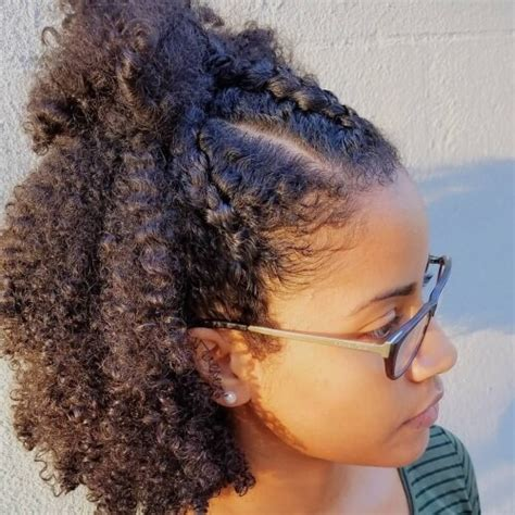Half Braided Hairstyles by Braided Hairstyles For A Half Of A 15 Thrilling Half