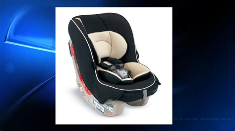 coccoro convertible car seat recall recall alert 39 000 child seats recalled injury risk