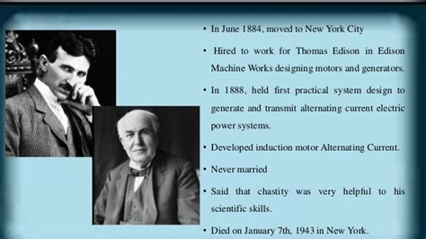 nikola tesla biography early life edited presentation group 4 nikola tesla