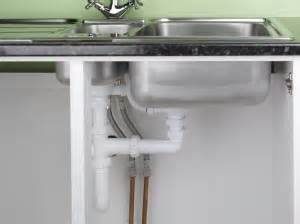 fitting a kitchen sink and taps