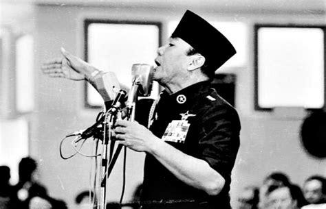 Soekarno Komunis Dan Fasis Orba 1 bung karno tidak setuju partai politik pakai azas pancasila