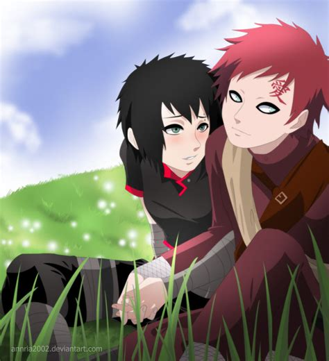 Commission: Gaara and Tomoko by annria2002 on DeviantArt Gaara Lemon