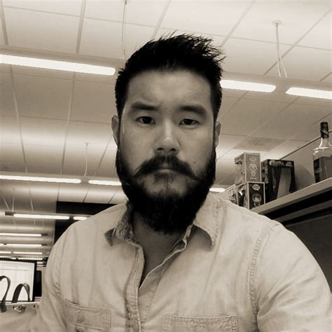 6 month asian beard here haircut cleaned up the sides