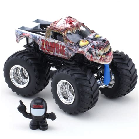 zombie monster jam truck wheels zombie die cast truck monster jam figure series