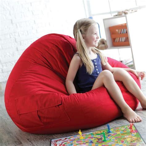 diy teardrop bean bag chair thumbs fashion xl twill teardrop bean bag chair my