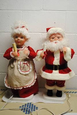 vintage motionette 27 santa clause 1000 images about animated santa and mrs claus on