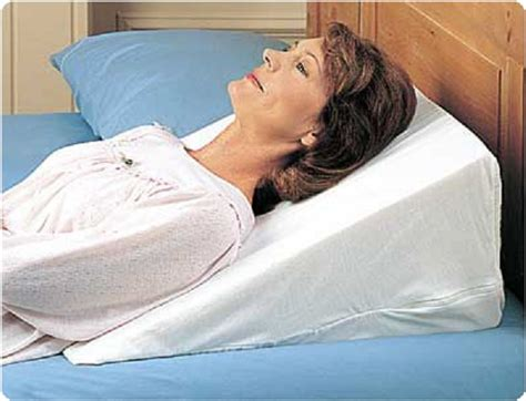 incline pillow for bed bed wedge wedges and rolls