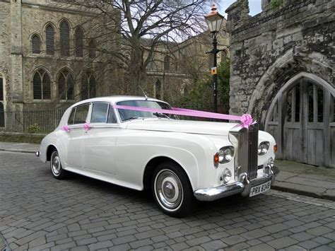 Classic Rolls Royce Silver Cloud Rolls Royce Wedding Car