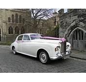 Classic Rolls Royce Silver Cloud  Wedding Car