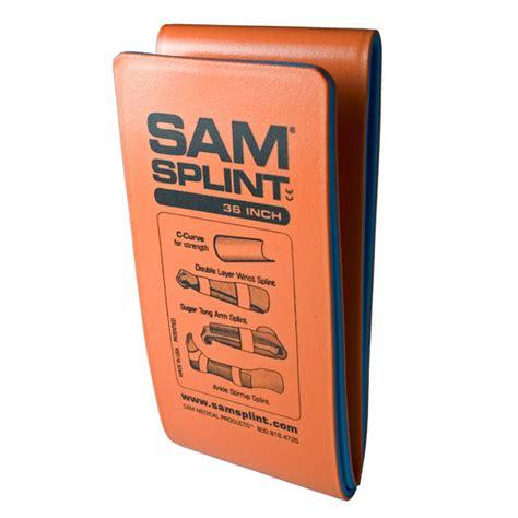 SAM Splint   36 inch (Flatfold)
