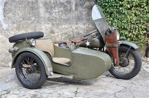 Motorrad Classic Gespanne by Motorrad Oldtimer Kaufen Harley Davidson Wla Military