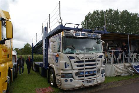 scania r car transporter rigid vehicle walkarounds