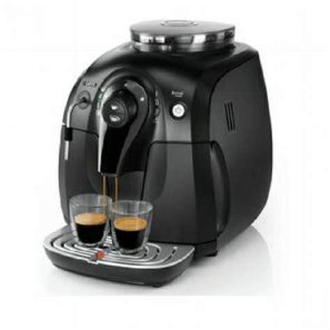 Saeco Kaffeevollautomat Xsmall steam HD8743/11 SML1110BK von Marktkauf ansehen!