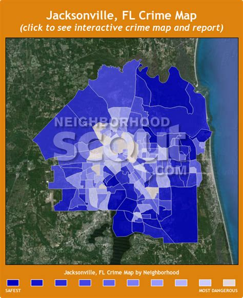 How To Find A In Jacksonville Florida With A Criminal Record Jacksonville Fl Crime Rates And Statistics Neighborhoodscout