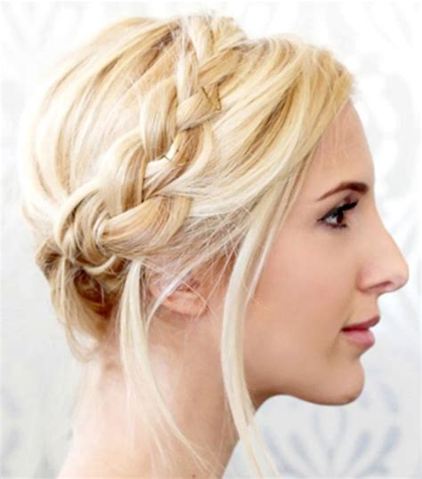 Braided Hairstyles For Hair Easy how to braid hair easy braid hairstyles byrdie uk