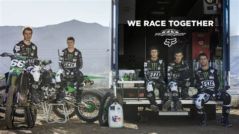 pro motocross racing fox racing and pro circuit join forces transworld motocross