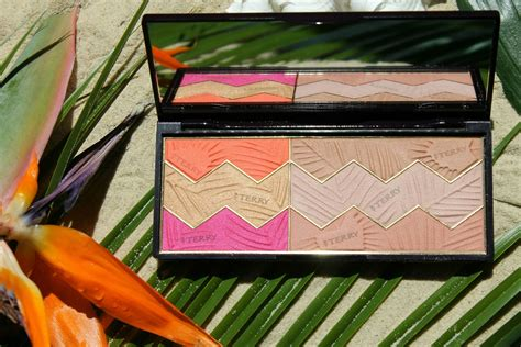 by terry sun designer palettes review photos swatches allura by terry sun designer palette summer edition 3 tropical