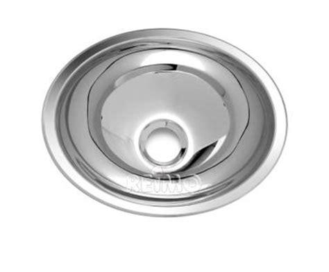 Wohnwagen Waschbecken Polieren by Waschbecken Oval Edelstahl 340mm 64032 Reimo