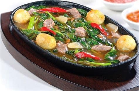 resep cah kangkung seafood  enak ala restoran