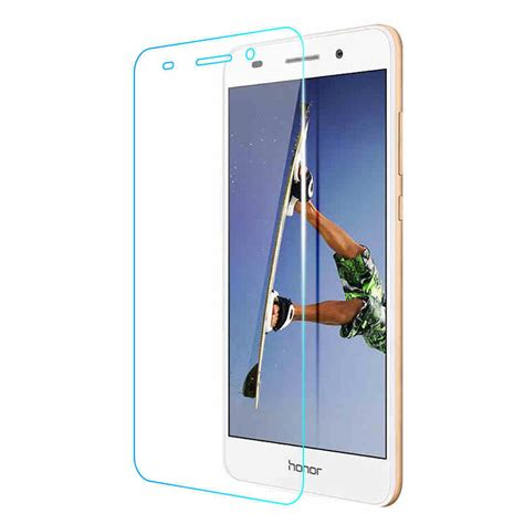 Huawei Y6 Screen Protector Tempered Glas ღ ღfor huawei y6 ii ᗖ tempered glass 9h
