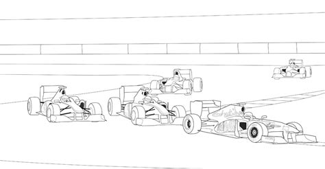 coloring pages indy cars f1 race coloring page car coloring pages