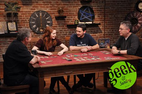 new table top episode previewed slice of scifi