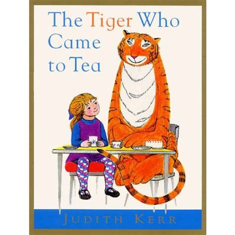 the tiger who came the tiger who came to tea with cd bags of books