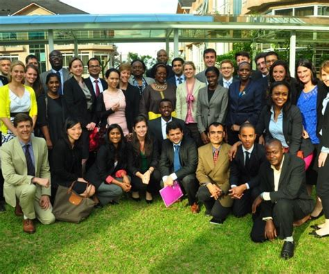 Wharton Executive Mba Sf Schedule by Learning Transformational Leadership In Rwanda With