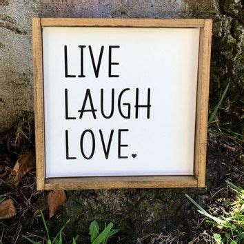 live laugh love signs best live laugh love sign products on wanelo