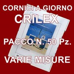 cornici a giorno 50x70 cornice a giorno in crilex portafoto in plexiglass dalla