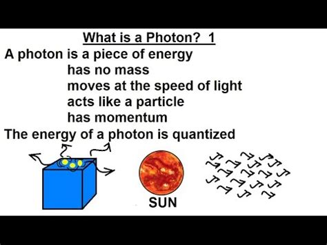 Whats The Mass Of A Proton Particle Physics 17 Of 41 What Is A Photon