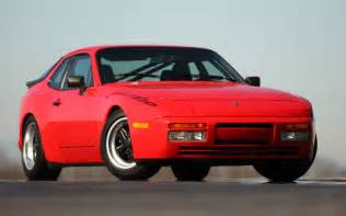 Porsche 946 Turbo 1986 Porsche 944 Turbo Cup Front Three Quarter Photo 12
