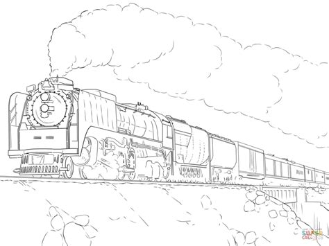 coloring pages trains steam get this steam train coloring pages 88416