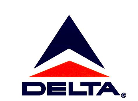 Delta Airlines R by Everything About All Logos Delta Airlines Logo Pictures