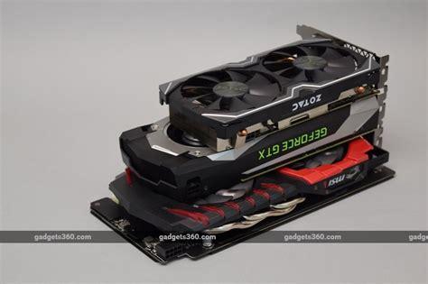 Vga Zotac 1060 msi geforce gtx 1060 gaming x and zotac geforce gtx 1060