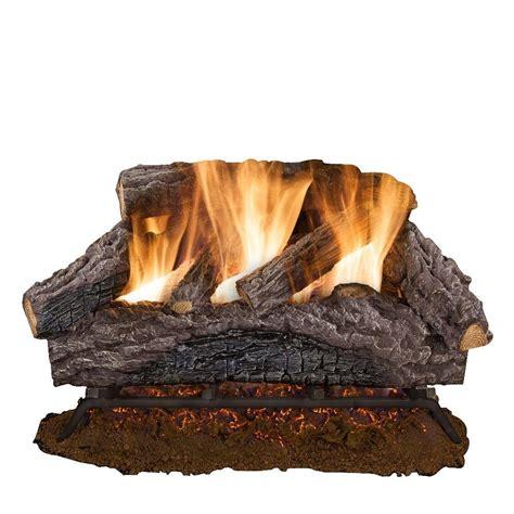impressive ideas home depot fireplace logs fireplace ideas
