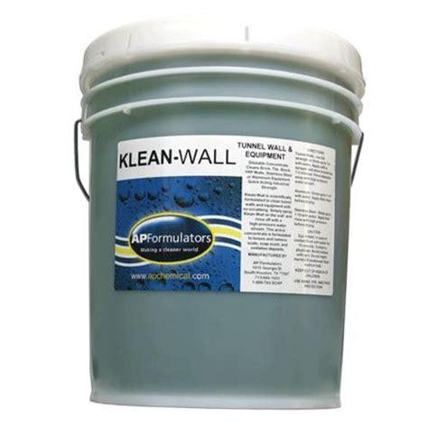 wall cleaner clean car wash walls car wash wall cleaner ap formulators