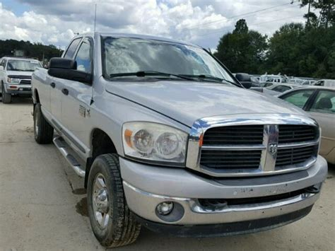 dodge ram 2500 diesel 2007 sell a 2007 dodge ram 2500 diesel for cashforcars