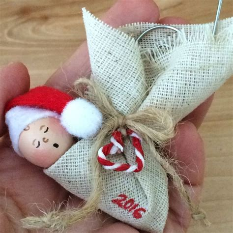 Handmade Ornaments For Babies - 25 unique baby ornament ideas on